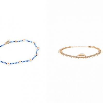 The Summer 2019 Anklet Trend Proves 2000s Style Is Back With A Bang