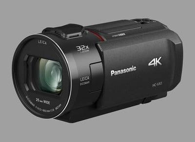 New Panasonic camcorders make 4K look brighter, thanks to better sensor and lens