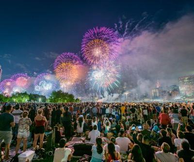 Red, White and Boom! The Best Places to Catch Fireworks Near You This 4th of July Amid Coronavirus Pandemic