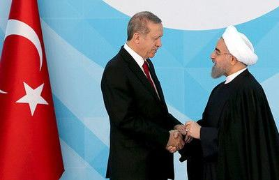'Strong Tehran means strong Ankara': Turkey vows to maintain trade with Iran