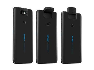 Asus Zenfone 6 packs Snapdragon 855, 5,000 mAh battery, Assistant button, and a 'Flip Camera'