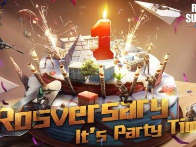 Mobile battle royale Rules of Survival is celebrating its ROSversary with giveaways