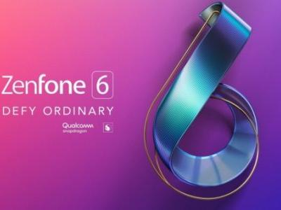 Bezel-Less ASUS Zenfone 6 Flagship Confirmed For This Month