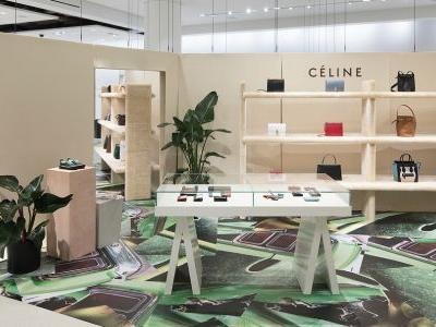 Must Read: Nordstrom Launches Céline Pop-Up Shop, What's Going on With Balenciaga's Trippy Spring 2018 Campaign?