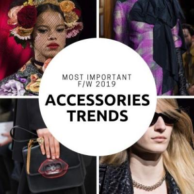 Most Important F/W 2019 Accessories Trends