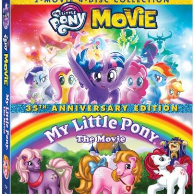 'My Little Pony: The Movie' Blu-ray Features Original and 2017 Version