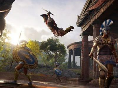 Assassin's Creed Odyssey: Cloud Edition announced for Nintendo Switch