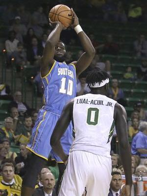 No. 18 Baylor wins 5th straight, 80-60 over Southern