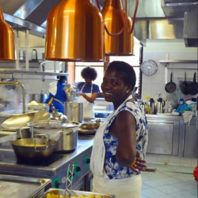 Migrant cuisine: 100 grams of passion and a sprinkle of instinct
