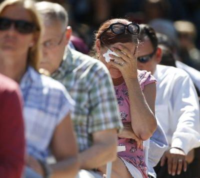 Florida teacher says school asked to be notified if shooting suspect arrived with backpack