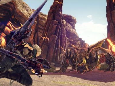 God Eater 3's Opening Movie Is Visually Striking