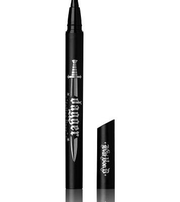 Kat Von D's New Dagger Tattoo Liner is Here to Save Your Crooked Cat Eye