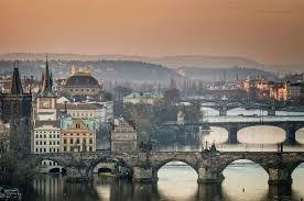 Czech Republic's lively capital city, Prague attracts nearly 8 million tourists last year