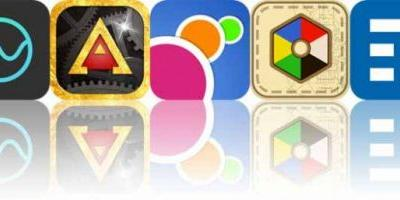 Today's Apps Gone Free: Noizio, Aureus, Color Dots and More