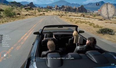 Final Fantasy XV Review - East Meets West