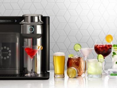 AB InBev Wants To Sell You A Keurig For Pre-Mixed Cocktails