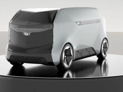 The Cadillac PAV Pod Concept Takes The Nightclub On The Road