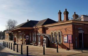 Friends, Romans, Passengers, Lend Me Your Wars: Stratford-Upon-Avon Station Is Getting A Refurb