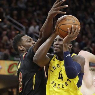 Pacers believe LeBron goaltended on block in final seconds
