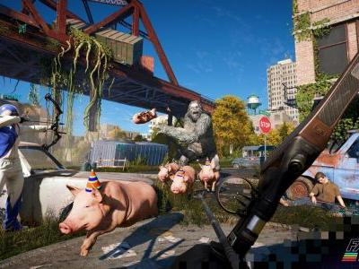 Far Cry 5 Arcade lets you mod Assassin's Creed: Black Flag, Watch Dogs 2, Far Cry: Primal into your game