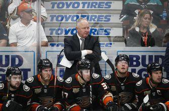 Ducks fire coach Randy Carlyle amid losing streak; GM Bob Murray named interim replacement