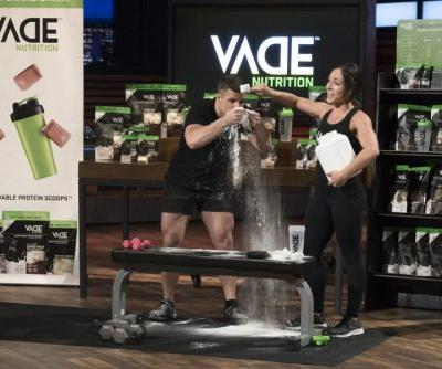 """Vade Nutrition Swims Out of MSU and Into """"Shark Tank,"""" Scores $700K"""