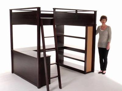 29 New Teenage Bunk Bed with Desk Pics