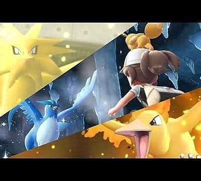 Transfer Characters from Pokemon GO Into Let's Go, Pikachu! and Eevee!