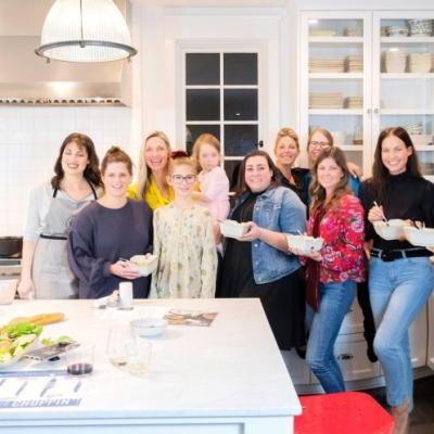 How to Throw a Cooking Party
