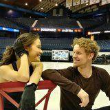 In Love and Vying For Olympic Gold - Meet Ice Dancers Madison Chock and Evan Bates