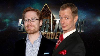 Doug Jones and Anthony Rapp Join the Star Trek: Discovery Cast