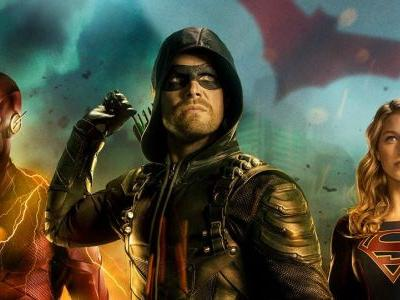 The CW Sets Dates for Next Arrowverse Crossover Event