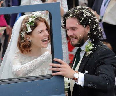 Kit Harington and Rose Leslie went from co-stars to kindred souls
