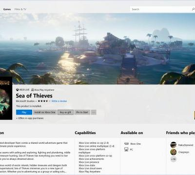 All Xbox One games and Windows Store PC games can now be digitally gifted