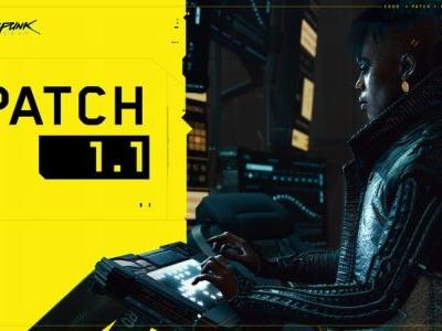 Cyberpunk 2077 update 1.1 has arrived for all platforms