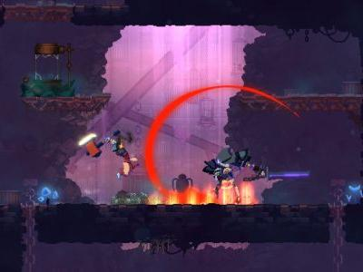 Wow, Dead Cells hit the 100,000 sold mark on Switch in one week, first major update on the way