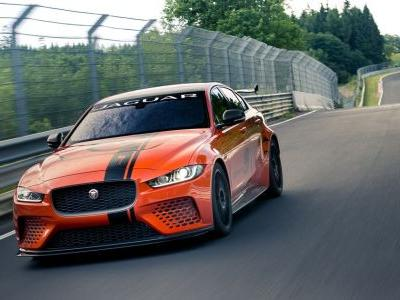 Jaguar Just Made The XE Project 8 Even Better, Simply Because It Could