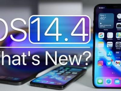 What's new in Apple's iOS 14.4 software update