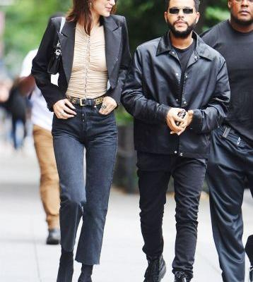 Bella Hadid Wore My 1 Fall Boot Trend to Her Birthday Brunch