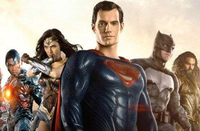 DC Movie Lineup Announced: Justice League 2, Cyborg & More