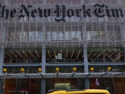 Trump Sues NY Times For Libel Over Opinion Piece On Russia
