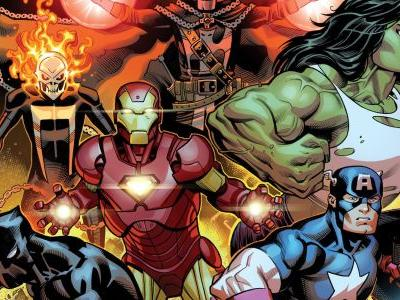 Marvel's Relaunching Its Comics. Again