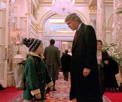 Macaulay Culkin Wants Twice-Impeached 'Home Alone 2' Star Donald Trump Removed From the Film