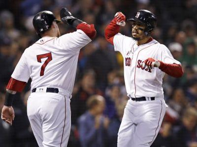 Red Sox set franchise record for most wins in a season
