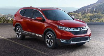 2017 Honda CR-V Priced In The U.S. From $24,925