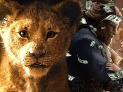Live-Action Lion King Tracking For Biggest Disney Remake Opening Weekend
