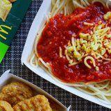 "File Under Things We Didn't Expect: McDonald's Has ""McSpaghetti"""