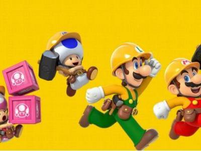 New Nintendo Releases Next Week - Super Mario Maker 2