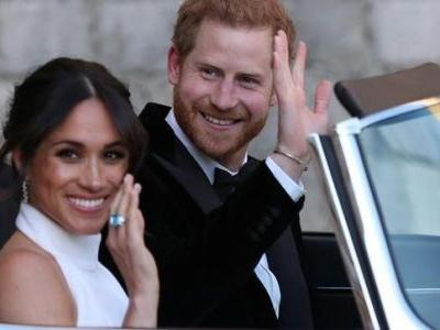 Loved Meghan's Royal reception look? You can own the dress but for a whopping price