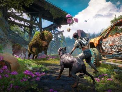 Far Cry New Dawn Trailer Explains Upgrading the Home Base